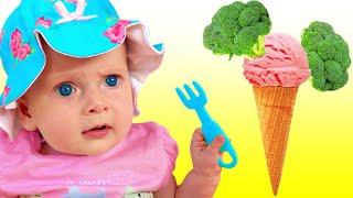 Do You Like Broccoli Ice Cream  | Nursery Rhymes & Kids Songs