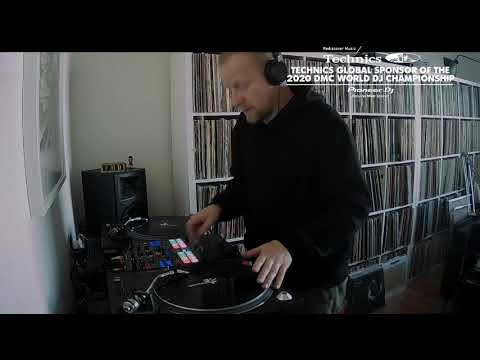 1 - FMD (DENMARK) - 2020 DMC TECHNICS WORLD DJ FINAL