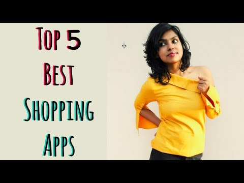 Best Shopping Apps - Cheap Online Shopping Apps | AdityIyer