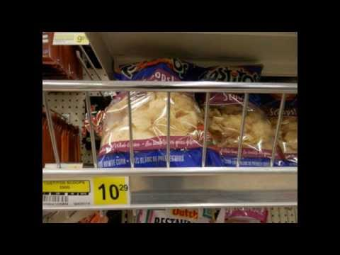 Northern Canadas Extreamly High Food Prices!!!