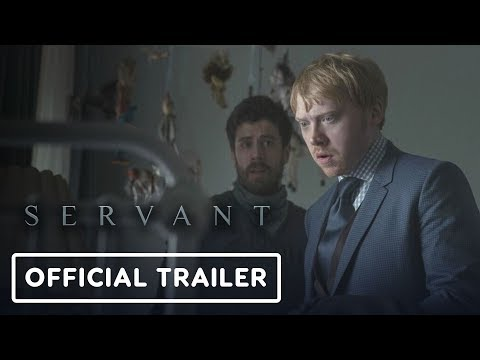 Apple TV+ Servant: Official Trailer (M. Night Shyamalan)
