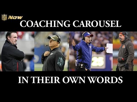 Coaching Carousel: In Their Own Words | NFL