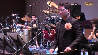 Mozart Symphony No 40 by Mambozart (방타 타악기 앙상블)