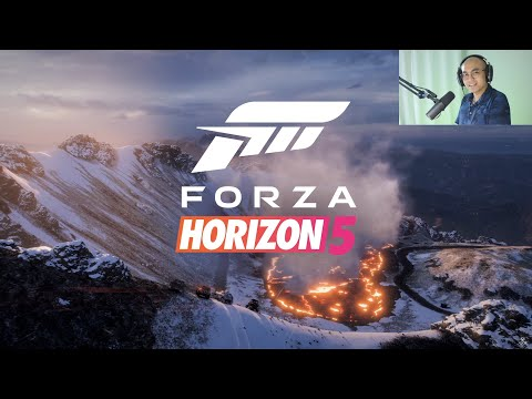 knify REACTS: Forza Horizon 5 Official Announce Trailer