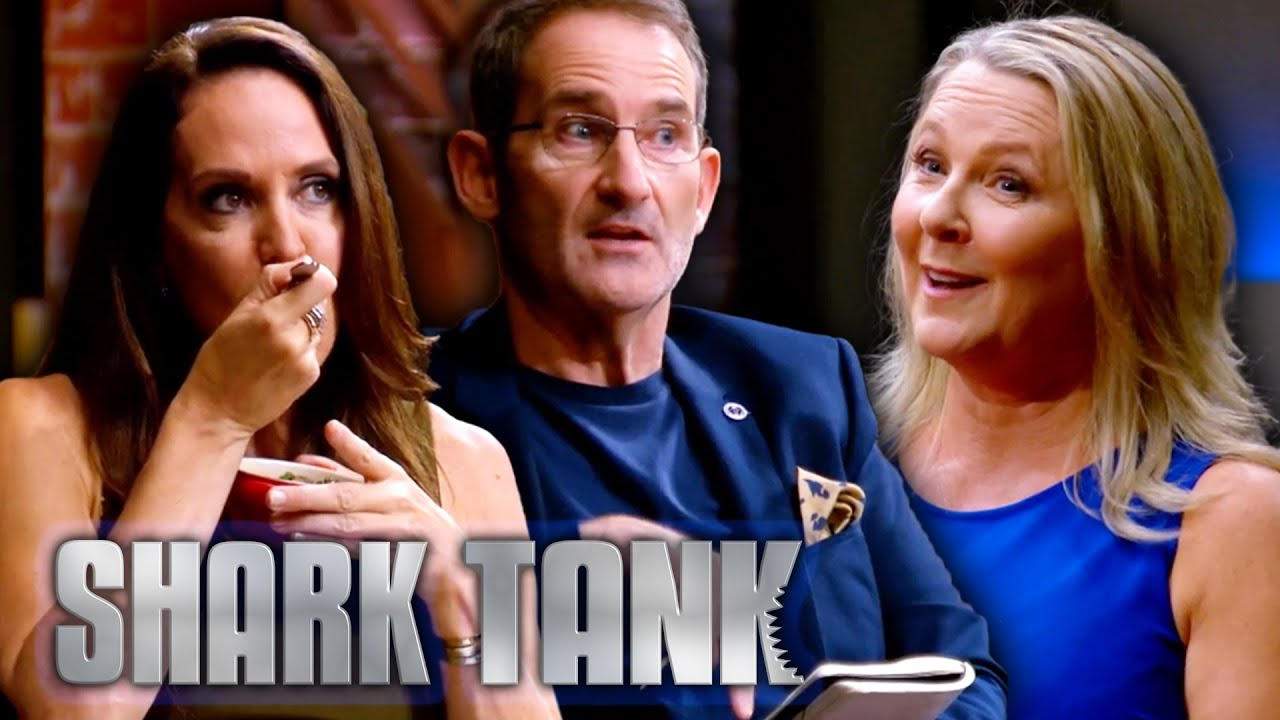 """Sharks Left Drooling for More After Hearing """"90% Try to Buy Ration"""" 