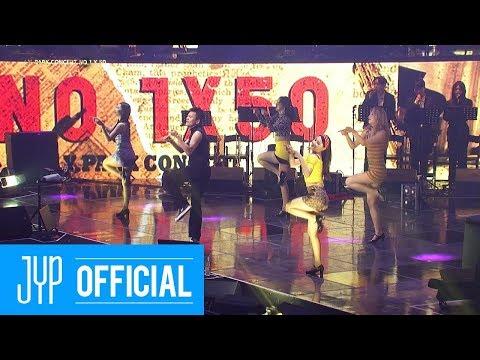 JYP NO.1 X