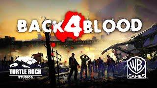 Back 4 Blood Veteran Run w/Game Attack, Petah