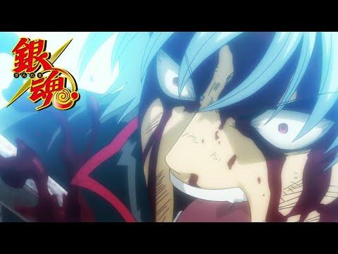 Gintoki vs Takasugi