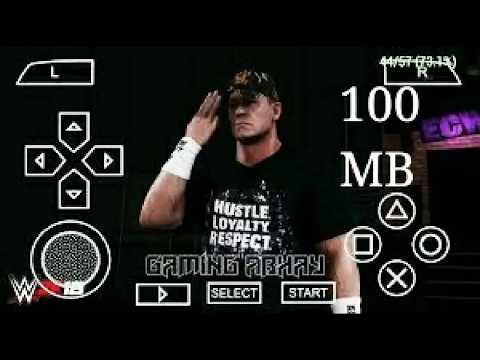 [100MB] How To Download REAL WWE 2K18 PSP Full Game For Android
