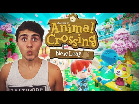 CREATING A WORLD | Animal Crossing NL