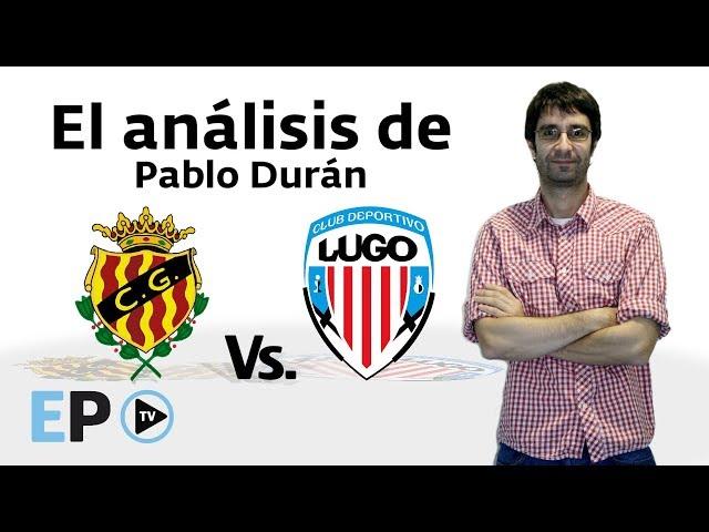 El partido contra el Nàstic, oportunidad de mejorar fuera de casa para el Lugo