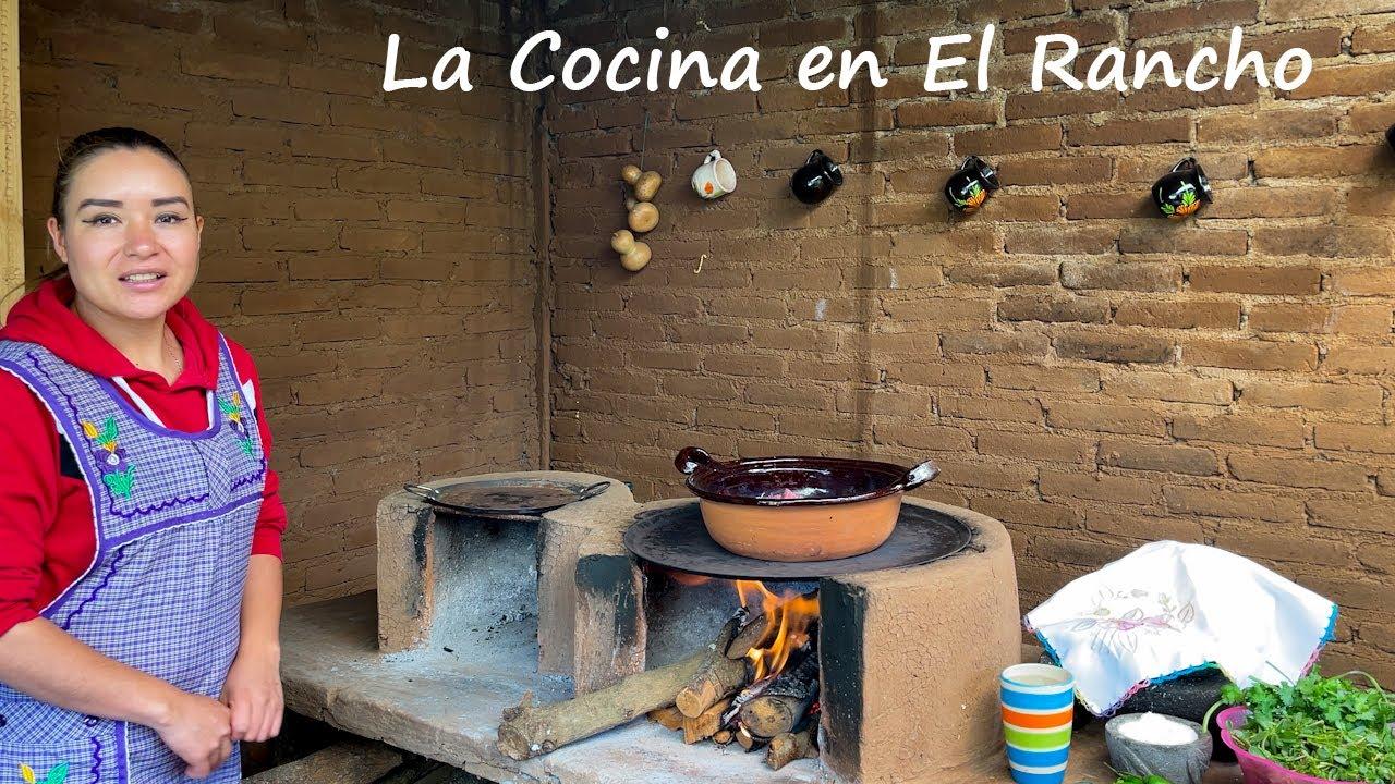 Carnita de Puerco con Verdolagas La Cocina En El Rancho