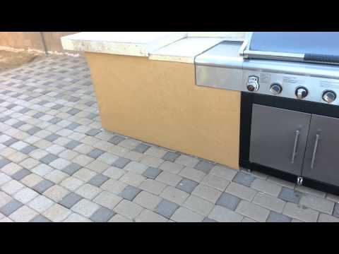 DIY BBQ grill part 14