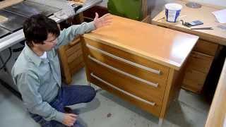 A Dresser Built From Junk