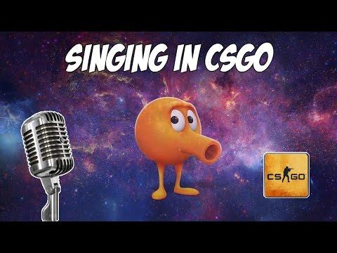 Amazing Singer in CSGO \\ Passenger and Ed Sheeran