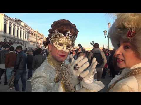 CARNEVALE VENEZIANO in Piazza San Marco 2017