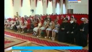 На базе Макаровского монастыря открылся детский православный лагерь(, 2013-07-09T11:56:25.000Z)