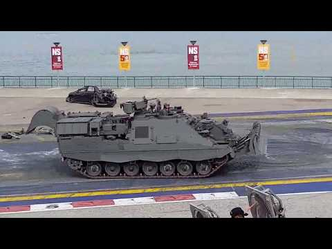 Army Open House 2017 (Dynamic Display) - Singapore