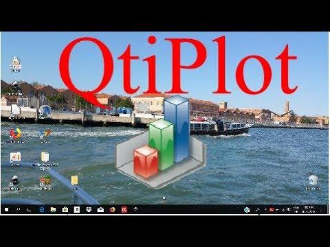 QtiPlot Intro #1: How to install free QtiPlot build on ...