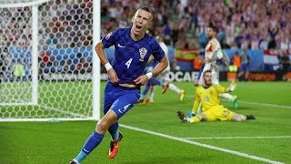 Croatia vs Spain 2 1 EURO 2016 All Goals & Highlights 21 06 2016 HD