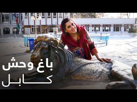 گزارش ویژه میترا از باغ وحش کابل / Kabul's Zoo Special Report