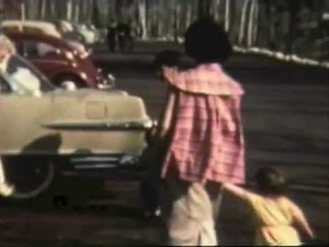 Home movies shot in 8mm film by Stuart McKay of Thunder Bay Ontario, circa 1958-60