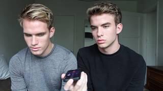 Cặp song sinh đồng tính ở Mỹ và video lộ diện gây chú ý
