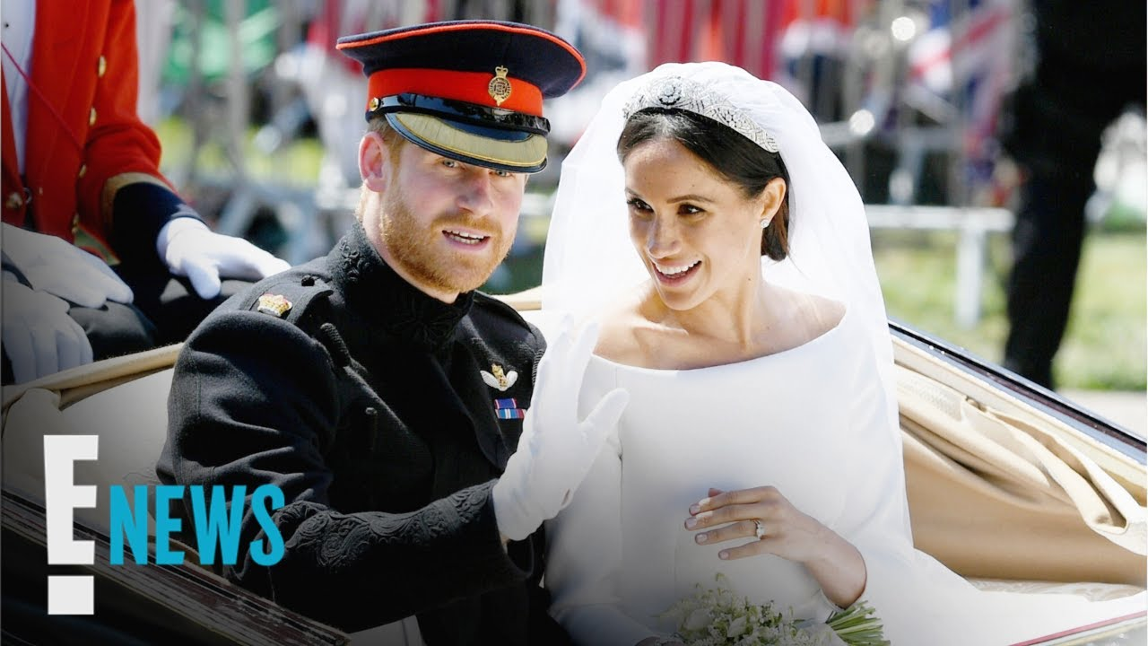 Meghan Markle & Prince Harry Share First Pic of Royal Baby
