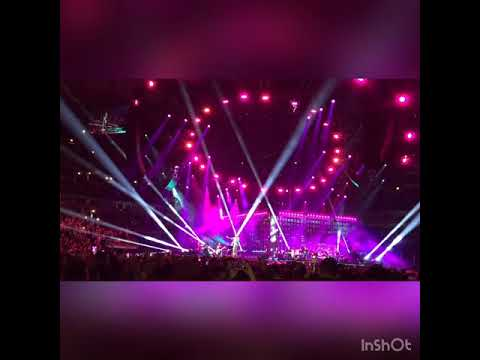Romeo Santos Concert at the United Center in Chicago 02/28/18