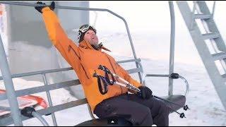 Урок 8.1 - Как пользоваться лыжными подъемниками #12