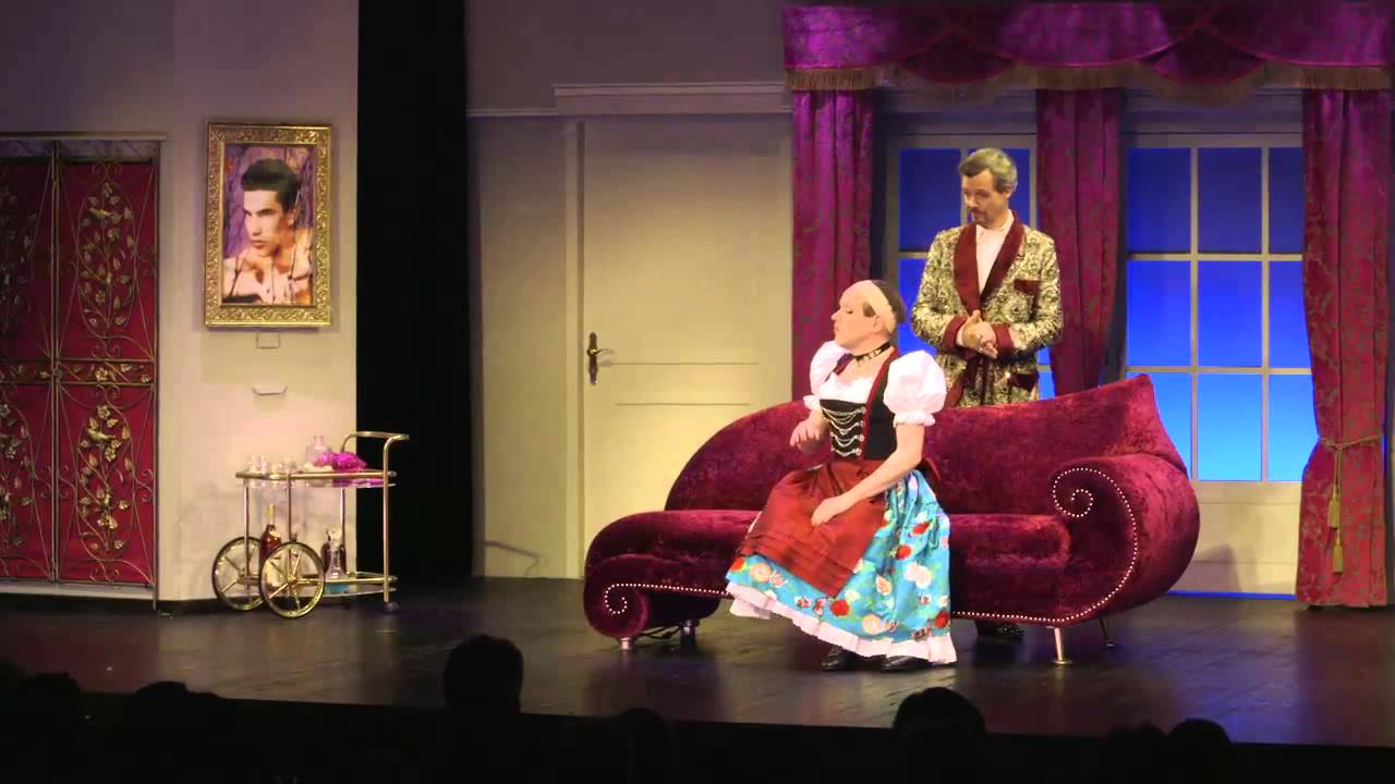 La Cage Aux Folles 2012 Youtube
