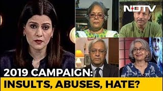 Insults, Abuses, Hate: 2019 Political Discourse In Free Fall?