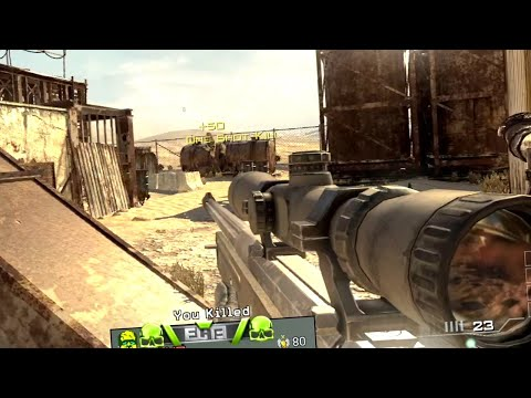 this is Modern Warfare 3 SNIPING in 2021 |