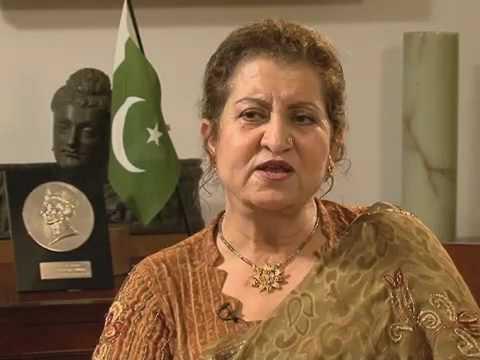 Munni Begum Interview  on Urdu VOA News