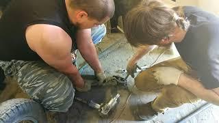 В Garage: Ремонт передней подвески лада гранта