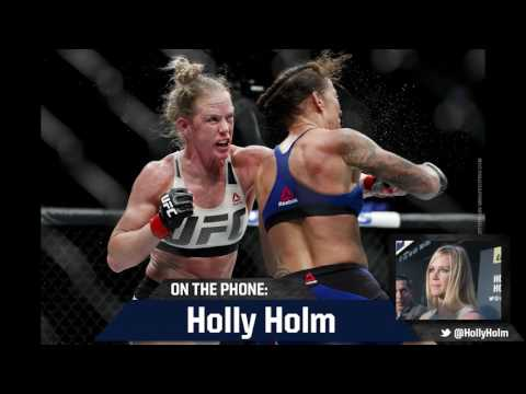 Holly Holm: Germaine de Randamie's Win at UFC 208 Is Not a 'Real Victory'