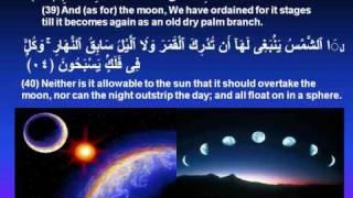 Astronomy in Quran, By Dr Qasim Chelat