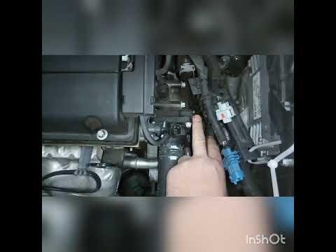 Замена термостата на Шевроле Круз своими руками