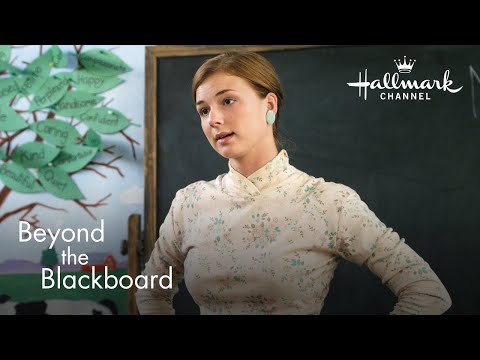 Hallmark Channel - Beyond The Blackboard - Premiere Promo - Hallmark Hall of Fame