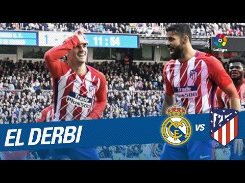 Gol De Griezmann (1-1) Real Madrid Vs Atlético De Madrid