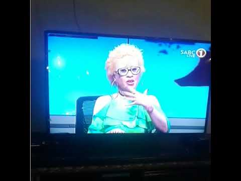 Regina Mary expressions SABC1 representing disability and human rights