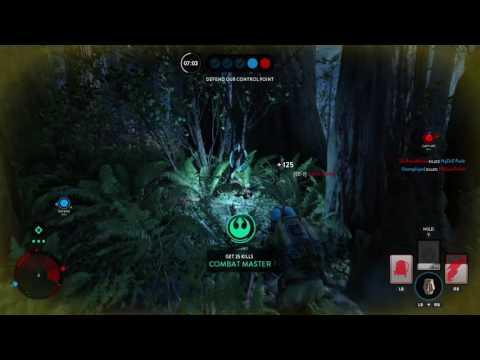 Albert Ross: Star Wars Battlefront montage 1 teaser clip