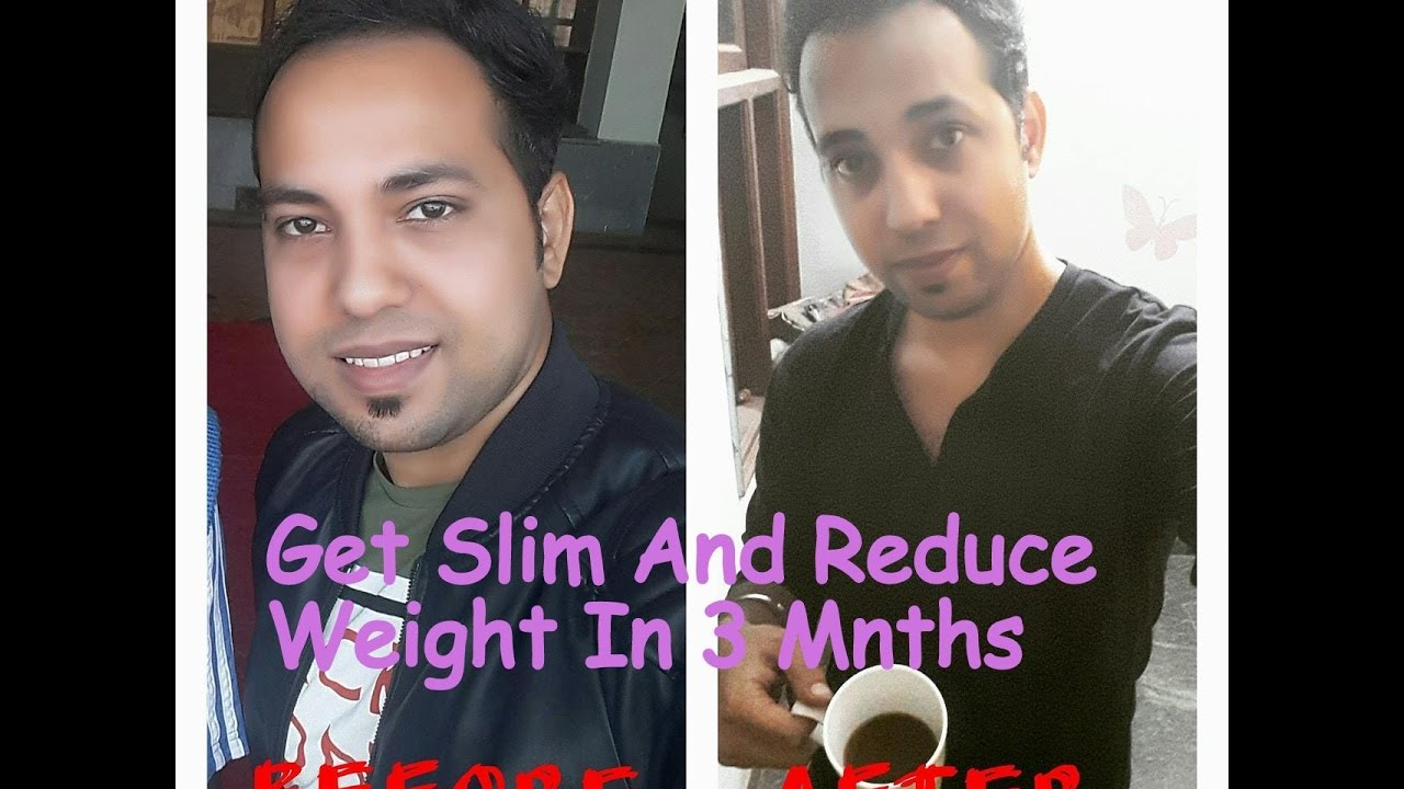 Become slim for a month really