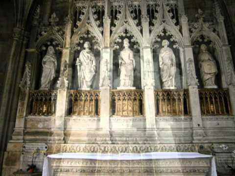 La Basilique Saint Seurin de Bordeaux