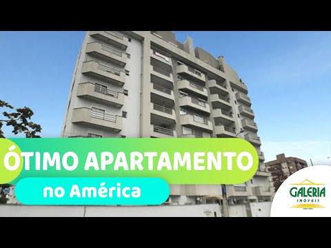 Ótimo Apartamento No América - Galeria Imóveis