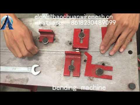 Conveyor Belt Wire Mesh Machine And Flat Wire Mesh Machine
