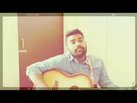 Adiga Adiga |Ninnu Kori | Sid Sriram | Guitar Cover | Krishna Kumar