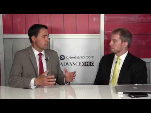 A conversation with Senator Frank LaRose on Day 1 of the RNC