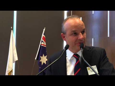 Nick Reade - CEO BankSA