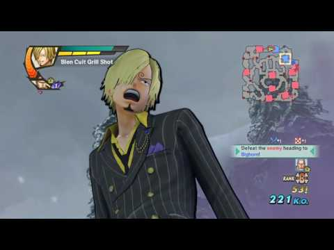 One piece pirate warriors 3 underleveled nightmare log adventures